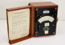 WESTON FREQUENCY METER